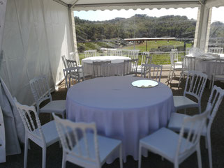 Location chaises Mariage var