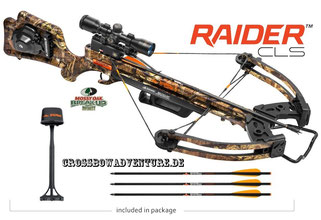 Wicked Ridge Raider CLS Package ab 849,00