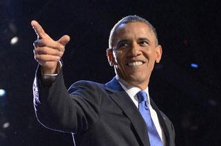 Neunzig Prozent der Deutschen hätten ihn gewählt, in Amerika gelingt Barack Obama gegen Herausforderer Romney nur knapp die Wiederwahl