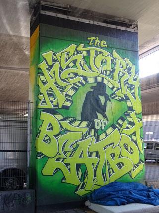 Street Art Graffiti streetart urbanart Urban Art Stencil cutout Reverse Graffiti Loomit Banksy Os Gemeos WON ABC Shepard Fairy Space Invader Spraypaint Stylewriting Positive Propaganda HNRX München Munich Fack ju Schilla fackjuschilla Göhte Elyas M'Barek
