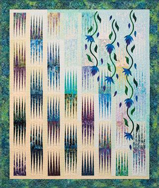 Garden Wall quiltworx pattern