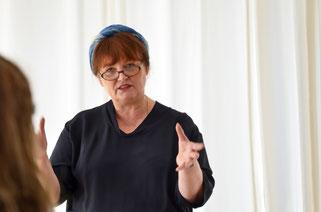 Dozentin Gudrun Thielmann Klassische Homöopathie