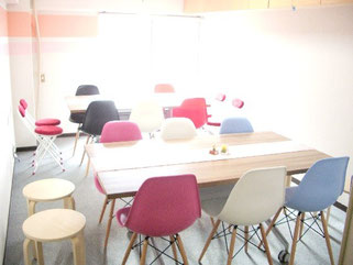 24時間使える貸し会議室&レンタルスペースを東京都内港区で