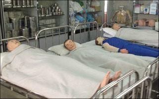 Krankenschwester aus vietnam, krankenpfler vietnam, ausbildung fachkräfte in vietnam ausbildung fachkräftemangel Goethe GIZ