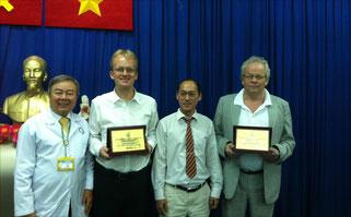 Krankenpflegerausbildung vietnam deutschland fachkräfte vietnam medizin Goethe GIZ bedarf krankenpfler
