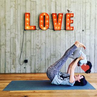 Mama und Baby Yoga Retreat Das Kubatzki Nordsee St.Peter-Ording MOMazing Yoga Mama Mami Blog