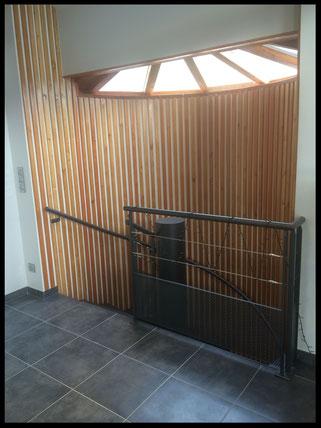 escaliers l 39 atelier carrotte ferronnerie serrurerie m tallerie. Black Bedroom Furniture Sets. Home Design Ideas