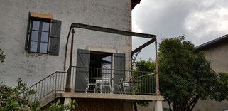terrasse sans abri