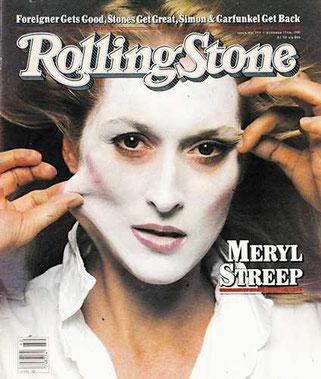 Meryl Streep - Annie Leibovitz (1981).