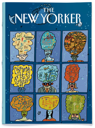 "Ilustración para ""The New Yorker"" - Estudio Mariscal."