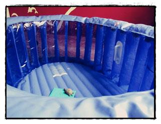 @Katja Grach - Geburtspool wartet auf Hausgeburt