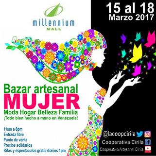 Bazar Artesanal Mujer - Cooperativa Cirila