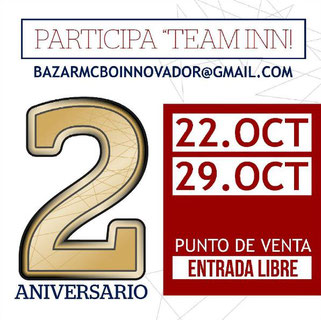 Bazar Maracaibo Innovador - 2do aniversario