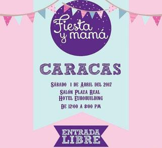 Showroom Fiesta y Mamá - Sexta edición