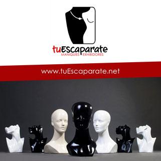 ¡Tus diseños merecen los mejores Maniquíes y Exhibidores, disponibles en la tienda en línea!