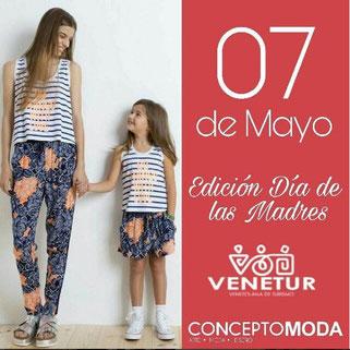 Concepto Moda - Edición Día de las Madres