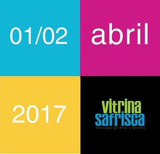 Mercado de Diseño Vitrina Safrisca - Edición 13