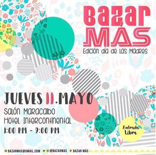 Bazar Más - Edición Día de las Madres