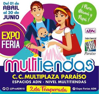 Expo Feria Multitiendas, 2da Temporada - ADN Producciones