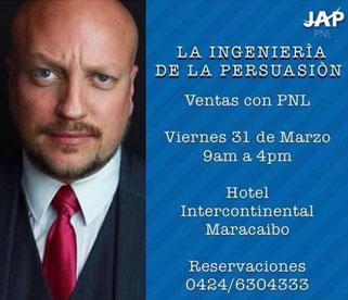Seminario La Ingeniería de la Persuasión - Juan Antonio Pérez