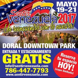 Sentir Venezuela 2017 - 5ta Edición