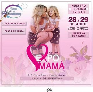 Taller de Manualidades - Edición Expo Mamá 2017