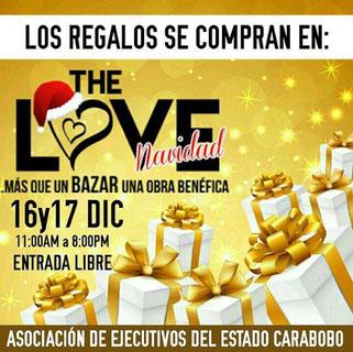 The Love Bazar - Navidad 2017