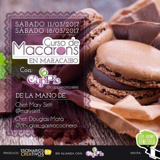 Curso de Macarons - Expo Gourmet
