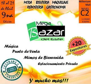 Mega Bazar del Este - 9na Edición