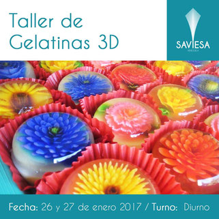 Taller de Gelatinas 3D
