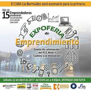 ExpoFeria de Emprendimiento - Club de Emprendedores Maracaibo