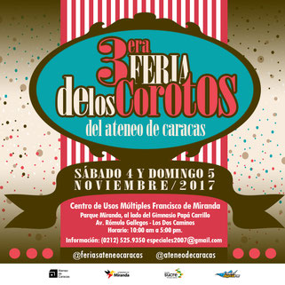Feria de Los Corotos -  3ra Edición
