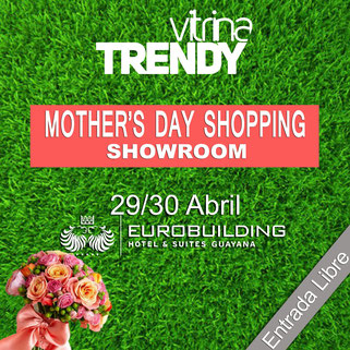 Mother´s Day Shopping - Vitrina Trendy
