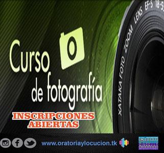 Curso de Fotografía - Artes Audiovisuales JLG