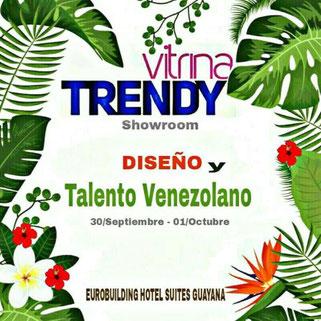 Diseño y Talento Venezolano - Vitrina Trendy