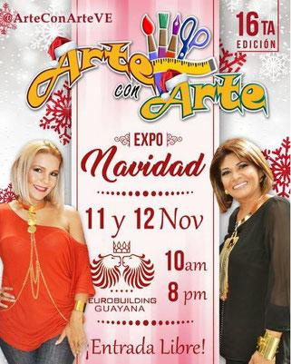 Expo Navidad 2017, 16ta Edición - Arte con Arte