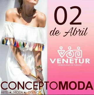 Concepto Moda - Abril 2017