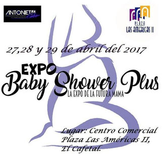 Expo Baby Shower Plus