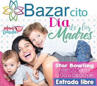 Bazarcito - Día de las Madres 2017