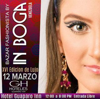 Bazar Fashionista by In Boga Venezuela, XVI Edición