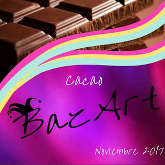 Cacao BazArt - Noviembre 2017