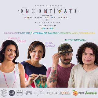 Encentívate - 1er Encuentro y Bazar de Emprendedores