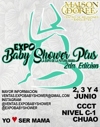Expo Baby Shower Plus - 2da Edición