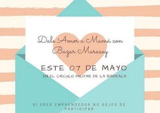 Bazar Maracay - Especial Día de las Madres