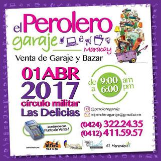 El Perolero Garaje Maracay - 2da Edición
