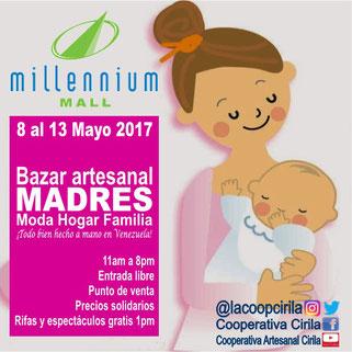 Bazar Artesanal Madres - Cooperativa Cirila
