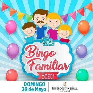 Bazar Bingo Familiar - Tutti Eventi