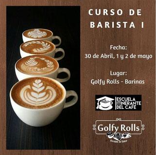 Curso de Barista I / Barinas - Escuela Itinerante del Café