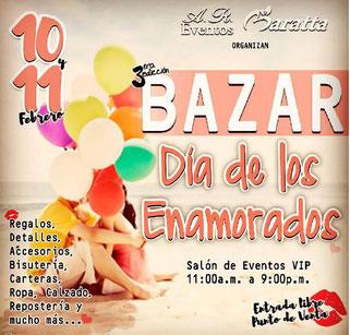 Expo Bazar Baratta, Día de los Enamorados - A.R. Eventos