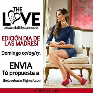 The Love Bazar - Edición Día de las Madres